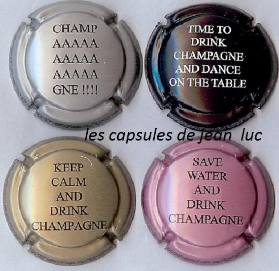 identifier capsule champagne