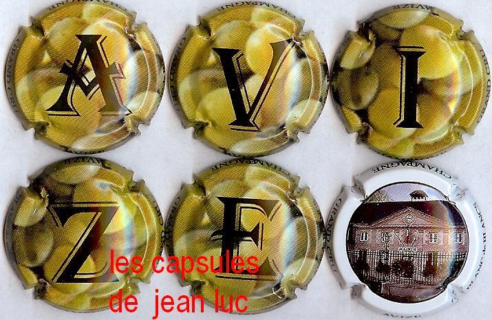 8. la Mairie Capsule de champagne AVIZE